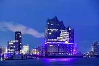 Hamburg ready for 1st concert in new landmark Elbphilharmonie