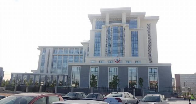 مبنى وزارة الصحة التركية في أنقرة