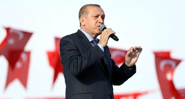 Erdoğan pledges stronger stance against terror
