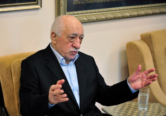 Leader of FETÖ, Fethullah Gülen (pictured), is accused of orchestrating the July 15, 2016 coup attempt.