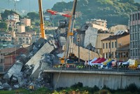 State of emergency declared in Genoa as bridge death toll reaches 39