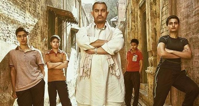 Bollywood's 'Dangal' sets new benchmark for success abroad