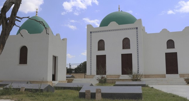 TİKA announced the renovation of the mosque was part of a scheme to promote common cultural values and assets abroad and to contribute to the development of intergovernmental cooperation.