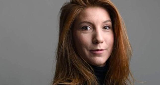 A photo of Swedish journalist Kim Wall. (REUTERS Photo)