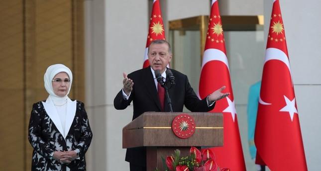 أردوغان يتعهد بتعزيز مفهوم الدولة الاجتماعية وإطلاق حملات ضخمة لتطوير الاقتصاد