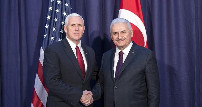 Münchner Sicherheitskonferenz: Yıldırım-Pence