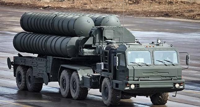 Türkei kauft russisches S-400 Raketenabwehrsystem