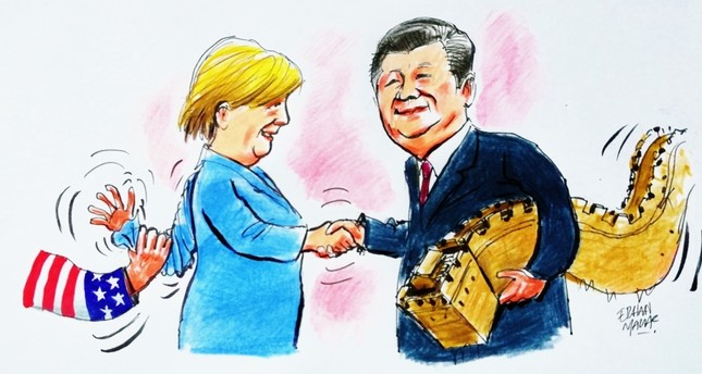 Sino-German Relations: Is Germany an agent of change in global affairs?