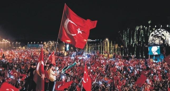 Die Türkei gedenkt dem Putschversuch vom 15. Juli