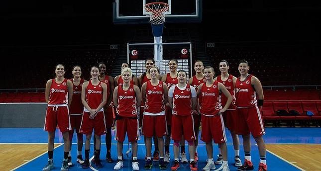 منتخب سيدات تركيا للسلة يتأهل لربع نهائي أولمبياد ريو