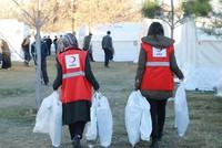 Turkish Red Crescent heals wounds in quake-hit Elazığ