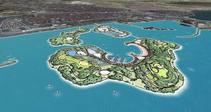pIstanbul Metropolitan Municipality (IBB) will construct three artificial islands bearing the theme of water sports in Marmara Sea, near the coast of Pendik district./p  pThe islands, which will...