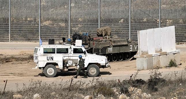 الجيش الإسرائيلي يعلن تعرض قواته لهجوم جنوب هضبة الجولان