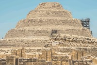 Archaeologists discover mummification workshop near Egypt's pyramids