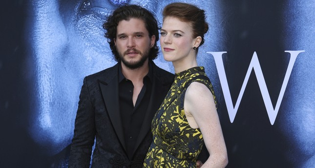 HBO's Game of Thrones Season 7 Los Angeles Premiere held at The Music Center's Walt Disney Concert Hall in Los Angeles. (AP Photo)