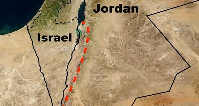 ضغوط أمريكية على إسرائيل لإعادة تفعيل مشروع ربط البحرين الأحمر والميت