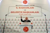 Rerun of Istanbul poll necessary, MHP Chairman Bahçeli says