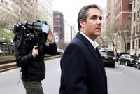 Former Trump attorney Cohen's lawyer sets up fundraiser, aims for $500,000