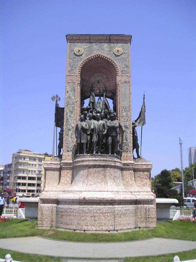 Taksim Republic Monument