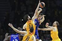 Barcelona hosts Anadolu Efes