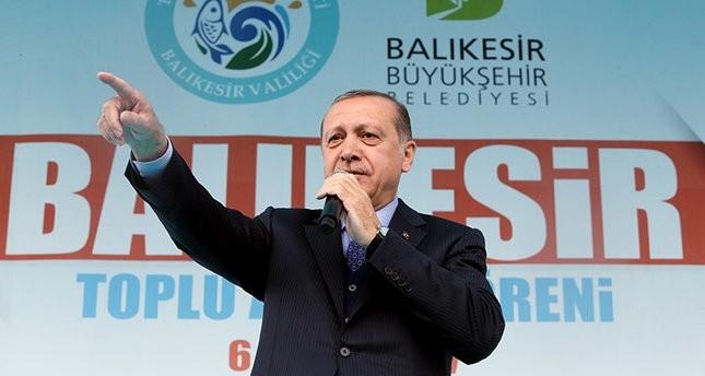 أردوغان: أوروبا اليوم باتت موطناً للضغوط والعنف والنازية