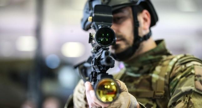 مهندسون أتراك يحولون خيال السلاح الليزري إلى حقيقة