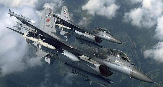 25 PKK terrorists killed in airstrikes in Turkey's southeastern Şırnak province