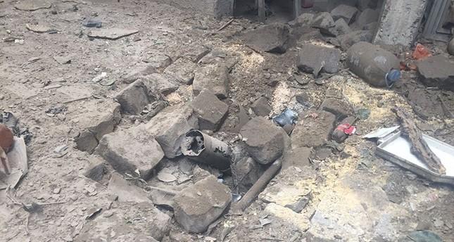 6 جرحى في سقوط صاروخ كاتيوشيا من سوريا على مدينة كليس التركية