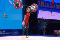 Turkish weightlifter wins gold at World Weightlifting Championships