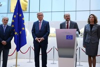 EU would welcome united Cyprus, president of EU Parliament says