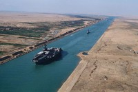 Egypt to build new military base to secure Suez Canal