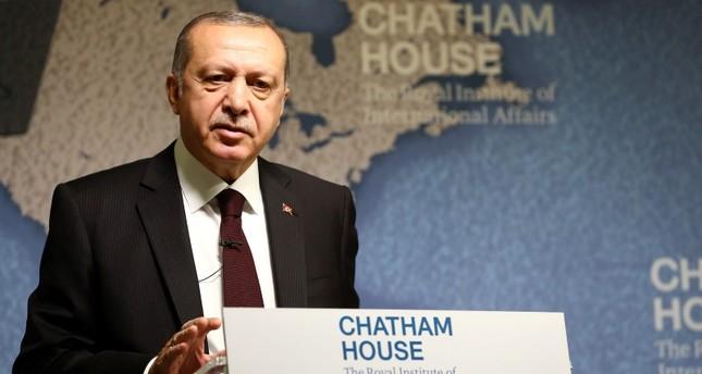 أردوغان حول القدس: نشعر كأننا في الأيام المظلمة التي سبقت الحرب العالمية الثانية