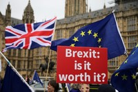 Brexit has cost UK $650 million a week, study finds
