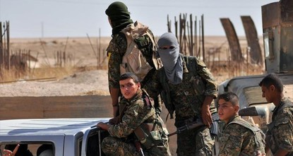 'YPG using front organizations to spread lies'
