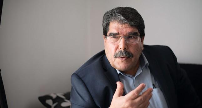 القبض على الرئيس السابق لتنظيم ب ي د الإرهابي صالح مسلم في تشيكيا