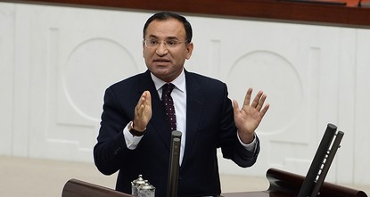 pJustice Minister Bekir Bozdağ said on Thursday that the U.S. Consulate's excuse for calling Adil Öksüz, one of the masterminds of the July 15 failed coup attempt, is not convincing as they have...