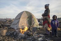 Over 20,000 Kenyans homeless after houses destroyed for road construction