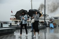Tropical cyclone warning extended to Istanbul, heavy downpours expected