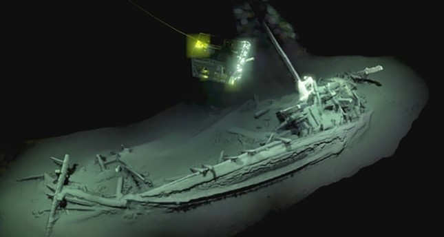 Oldest-known intact shipwreck found in Black Sea