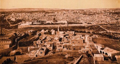 400 years of peace: Palestine under Ottoman rule