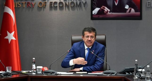 نهاد زيبكجي - وزير الاقتصاد التركي