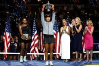 Naomi Osaka wins 1st grand slam for Japan with US Open victory against idol Serena Williams