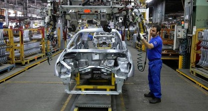 Iranian carmaker Khodro to establish plant in Van
