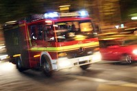 NRW: Elf Verletzte nach Brand in Flüchtlingsheim