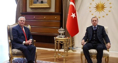 While the differences of opinion between Turkey and the United States regarding the Gülenist Terror Group (FETÖ) and the PKK-affiliated Democratic Union Party (PYD) and the People's Protection...