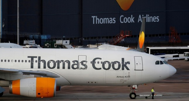 Thomas Cook collapse threatens Spain's tourism industry