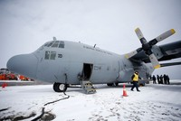 Chilean military plane crashed with 38 en route to Antarctica
