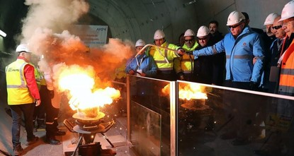 Work starts on high-speed metro to Istanbul Airport
