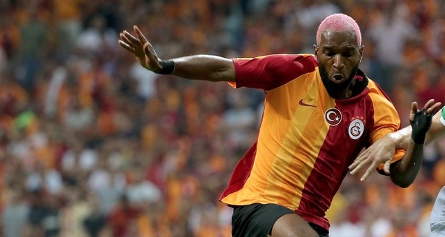 Ryan Babel of Galatasaray