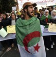 Algerians mobilize to mark first year of protests